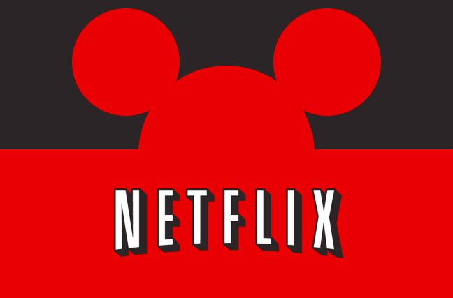 Disney Is Leaving Netflix and Launching Its Own Streaming