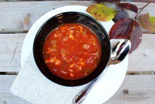 Recept: Chinese tomatensoep