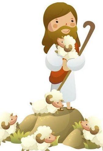 Tu Eres Para Mi La Ovejita Importante Que No Quiero Perder Yo Soy El Buen Historias De La Biblia Para Ninos Jesus Y Sus Discipulos Temas Biblicos Para Ninos