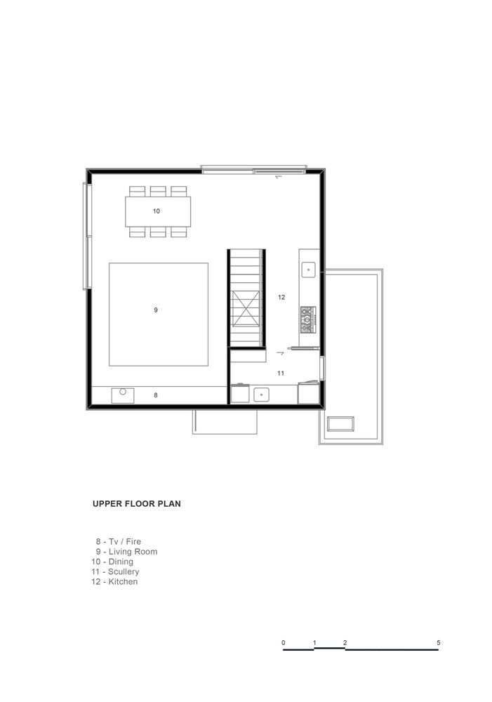 Gallery Of The Whittaker Cube Dravitzki Brown 17 House Plans How To Plan Cubes Architecture