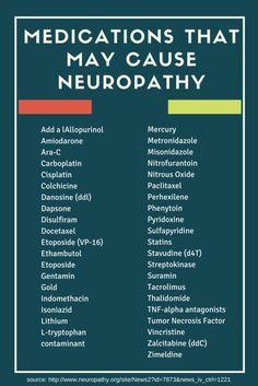 peripheral nerve damage treatment