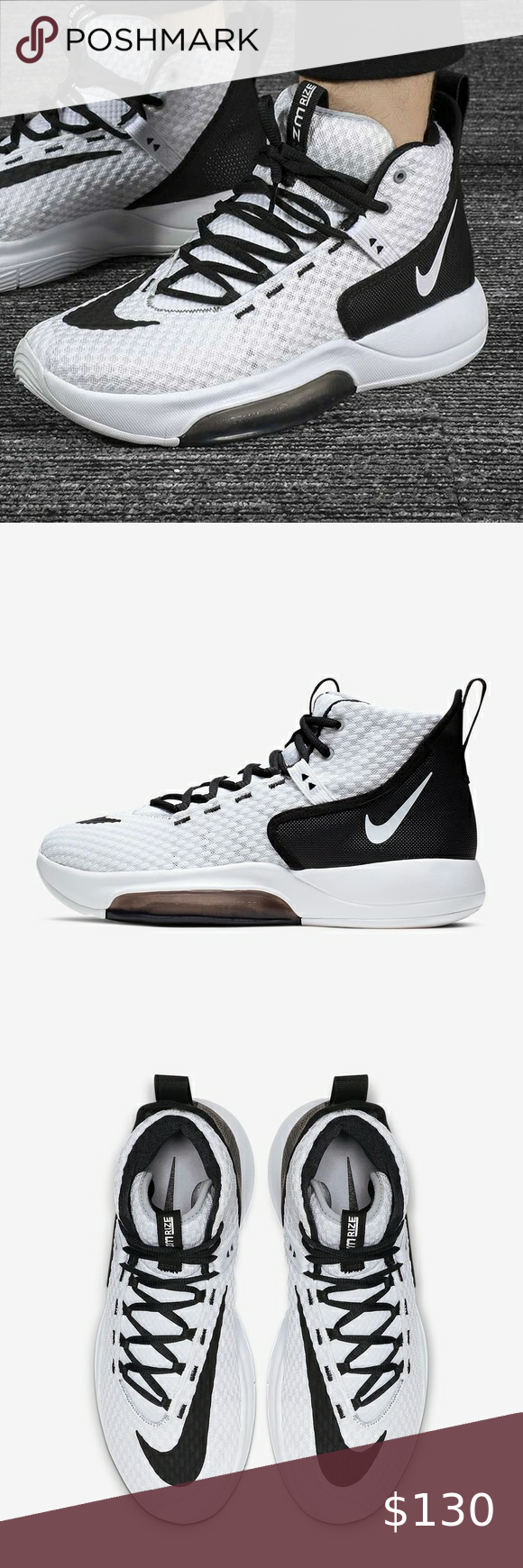 Nike Zoom Rize Tb Basketball Shoes In 2020 Nike Zoom Basketball Shoes Nike Basketball Shoes