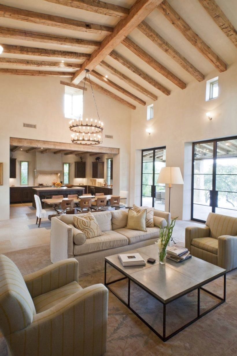 35 Top Modern Rustic Living Room Decor Ideas Open Living Room