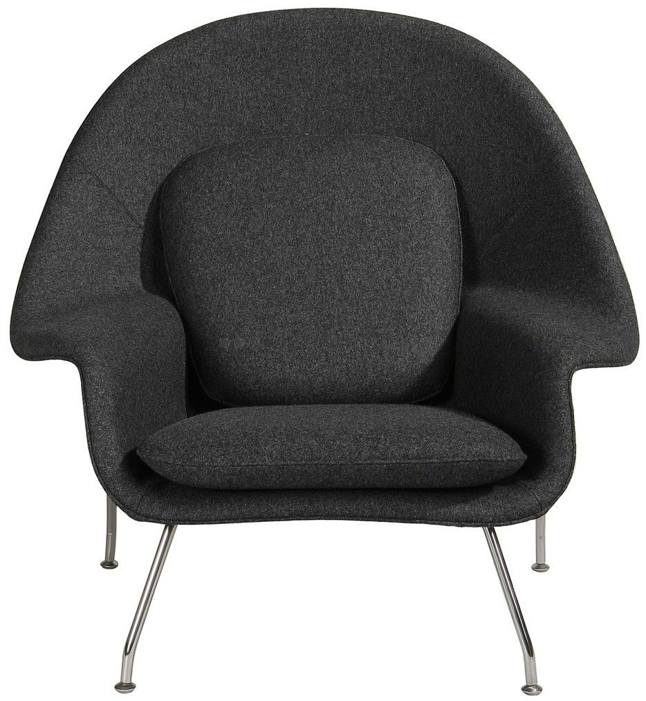 Womb Chair imagens) Moveis