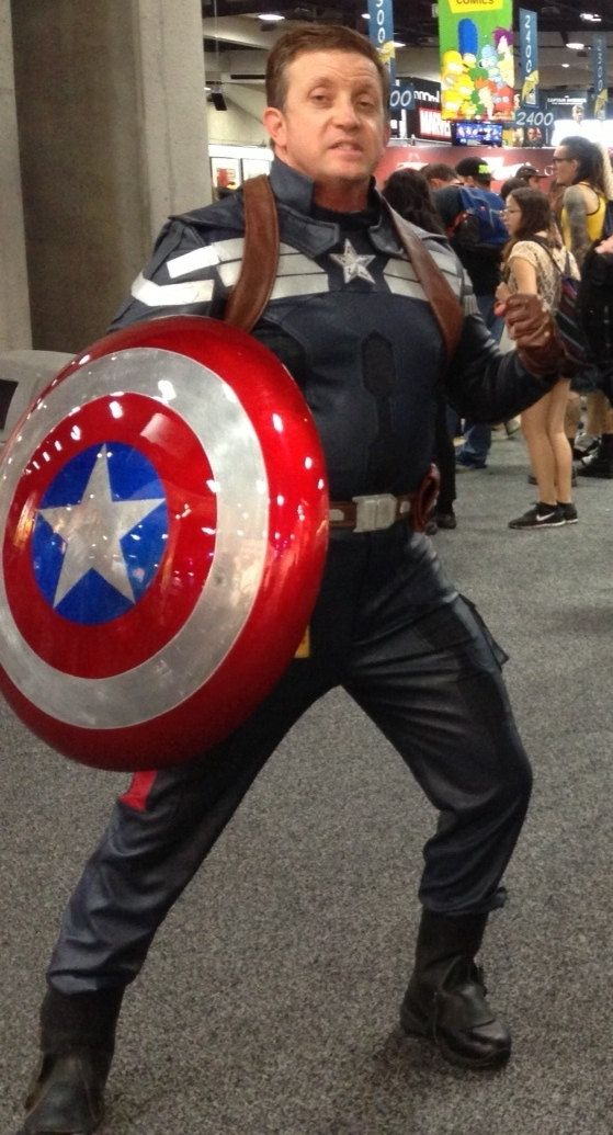 Captain America from Captain America The Winter by cosplaymandy, $880.00