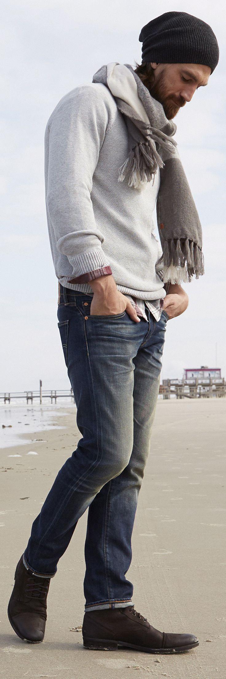 Levi's® – ein Kult für alle Fälle! Seit 1873 begeistert DIE Denim-Marke schlechthin mit beliebten Jeans-Klassikern und innovativer Streetwear für jeden Tag. Lässige, natürliche Basics und stylische Trends finden modebewusste Männer natürlich auch in der aktuellen Herbst und Winterkollektion. Unser Tipp: Gleich mal reinschauen! #fallnature