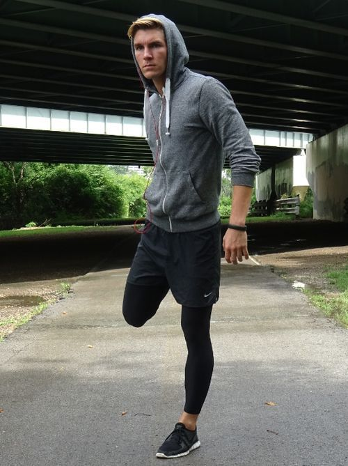 Looking Good: Winter Exercise & Workout for Men Atletisk  Athletic