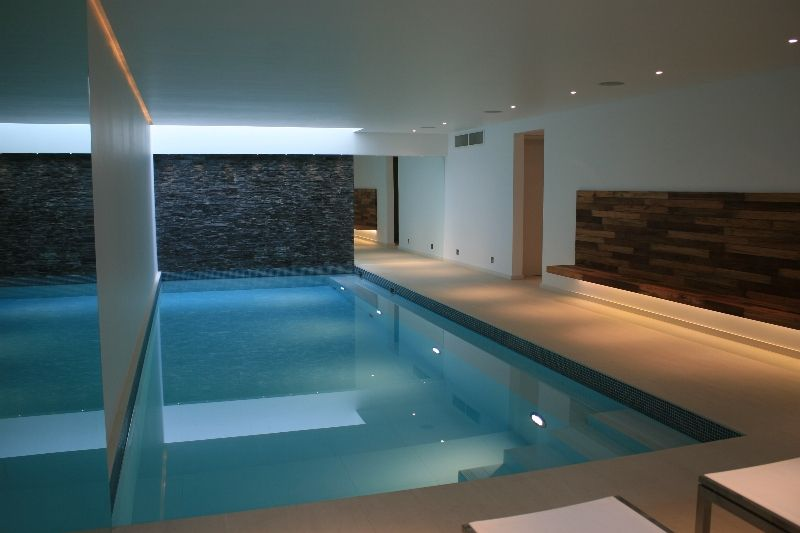Silver Winner Residential Indoor Pools Up To £100,000 - London ...