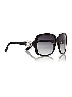 de8246db16f Gucci Ladies Black Square Sunglasses discovered on Fantasy Shopper