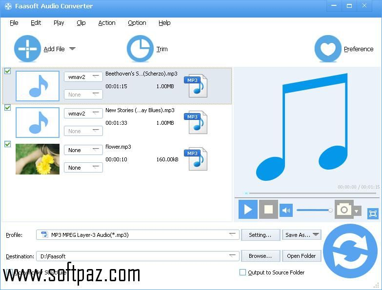 Download Ftosoft Audio Convert setup at breakneck speeds with - resume software download