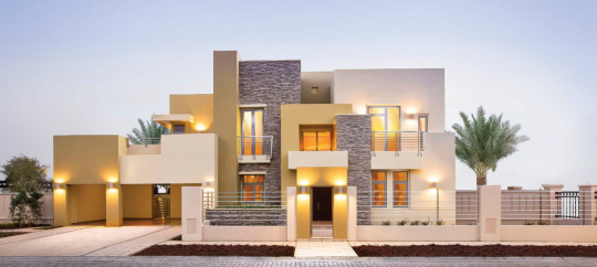 Saadiyat beach villas abu dhabi collection of villas for Modern house uae
