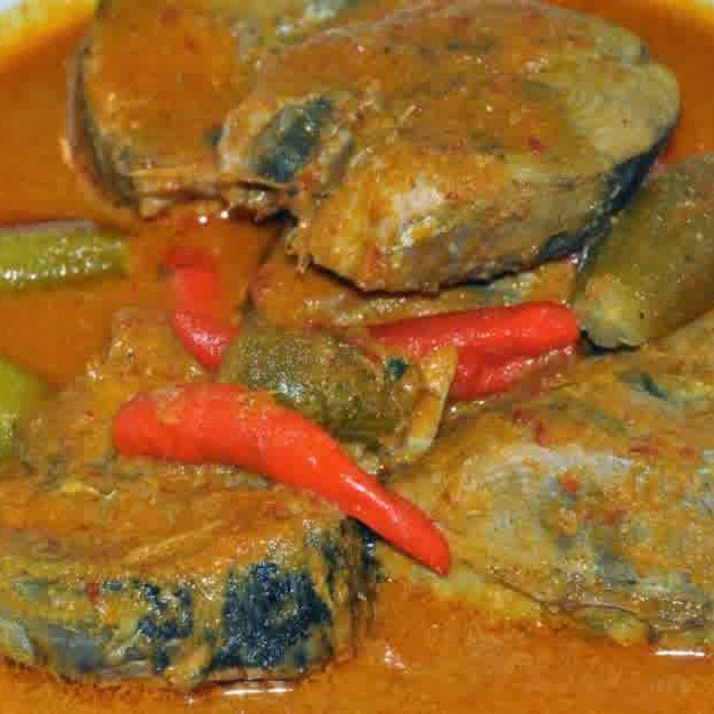 Mangut Lele Resep Makanan Makanan Resep Masakan