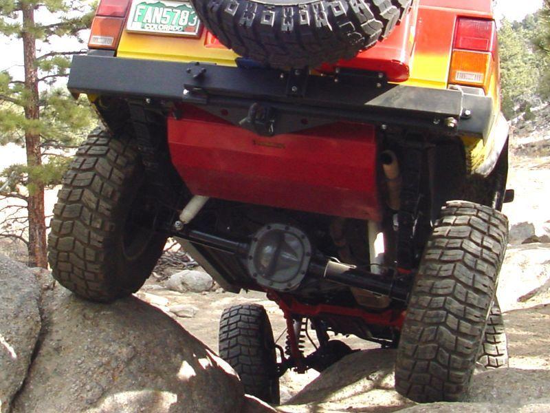 Jeep Cherokee Gas Tank Skid Plate Jeep Cherokee Xj Jeep Gas Tanks