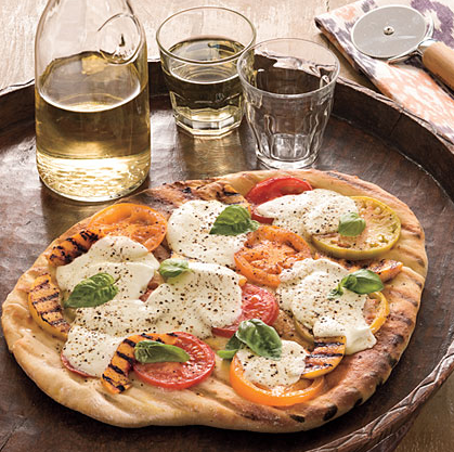 5 Delicious Grilled Pizzas