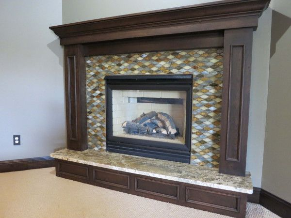 Check Out This Project Completed Using Laticrete Glass Tile
