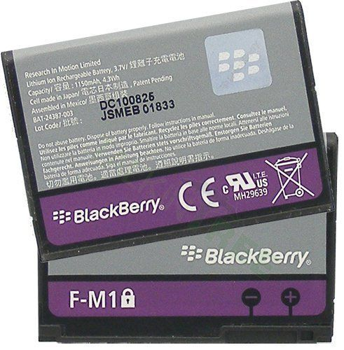 Blackberry Pearl 3g 9100 Oem F M1 Bat 24387 Cell Phone Lithium Battery 1150 Mah By Cellularfactory 5 00 Thi Blackberry Blackberry Pearl Cell Phone Battery