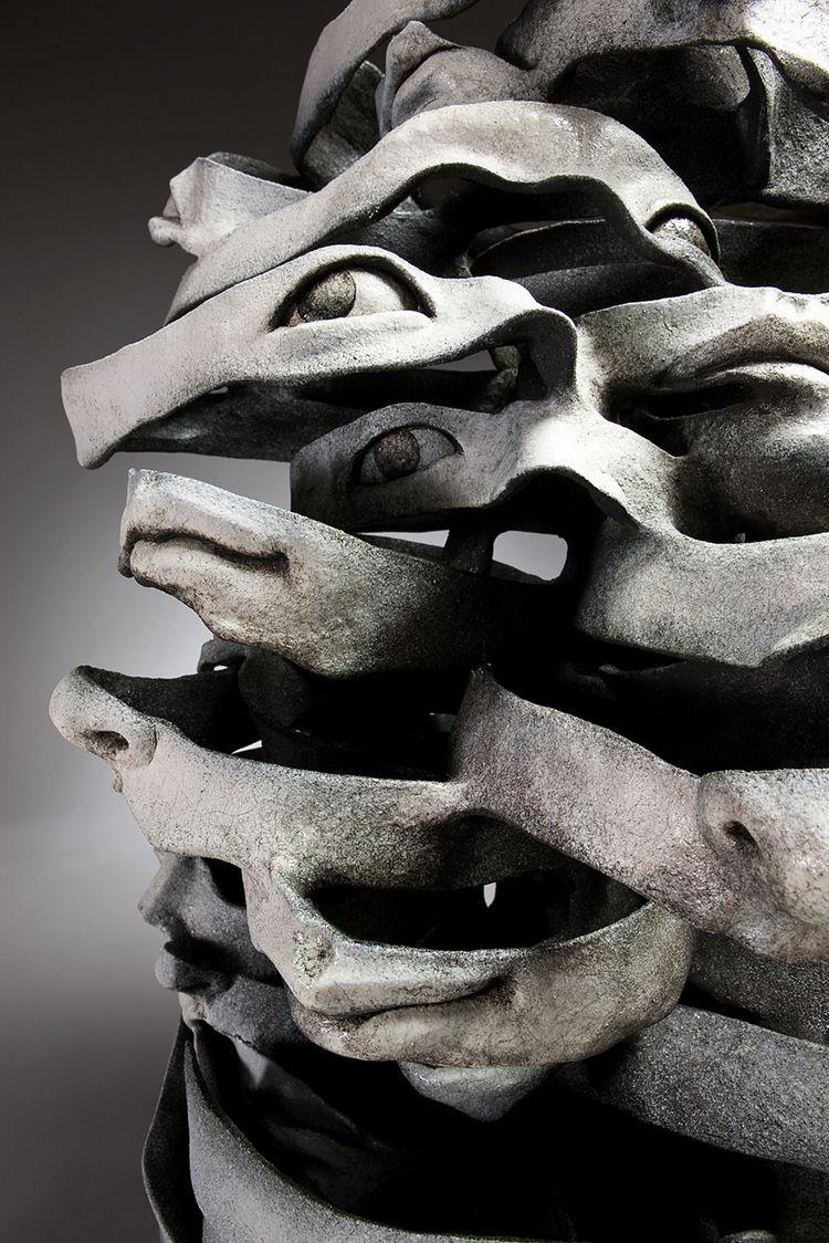 Haejin Lee In 2020 Ceramic Sculpture Sculptures Ceramics Pottery Art
