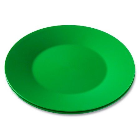 Plastic Dinner Plates Set of 2 - Yellow Green or White (Colors Sold Separately)  Target  sc 1 st  Pinterest & 10in Plastic Dinner Plates Set of 2 - Yellow Green or White (Colors ...