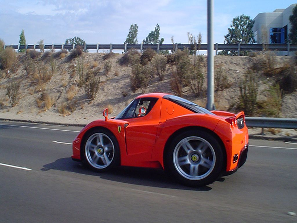 Enzo Ferrari Mini Supercar Flickr Fotosharing Smart Car Body Kits Super Cars Mini Cars