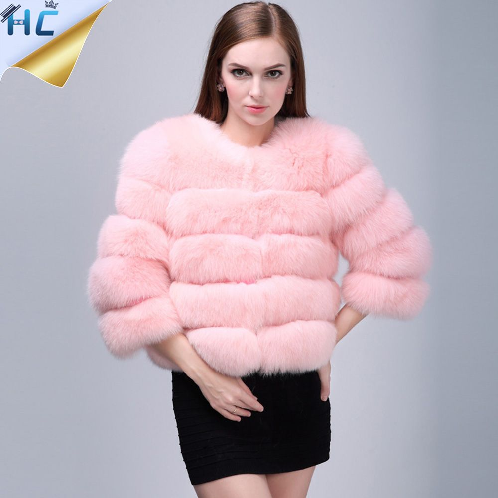 Short Fur Jackets Women