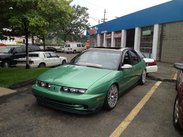 Sl2 Slammed Saturn S Series Custom Cars Bmw Car
