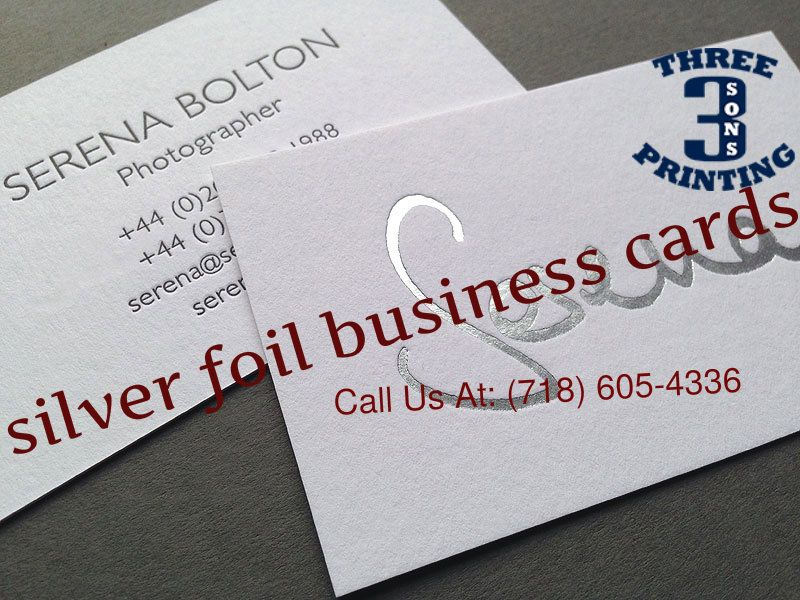Business cards play an important role for business entrepreneurs who ...