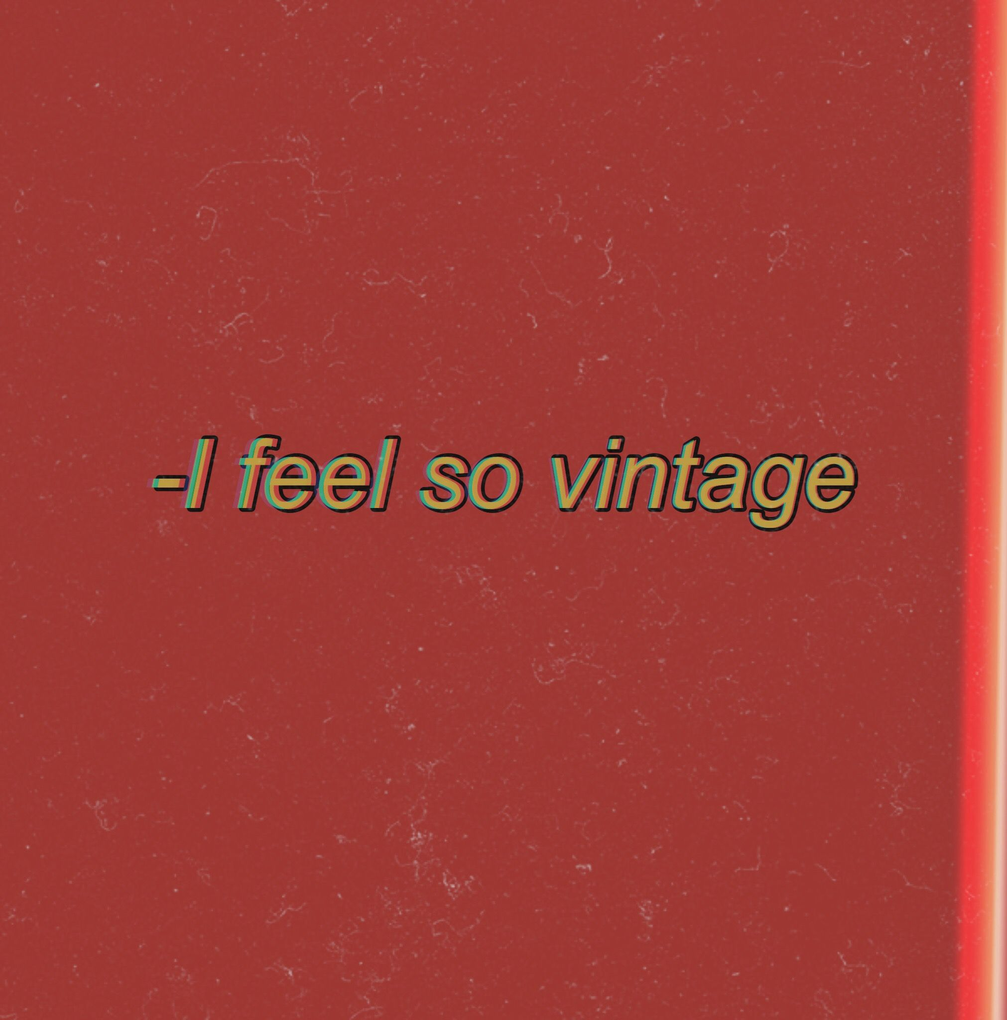 Pin By Riss On Aesthetic Red Aesthetic Aesthetic Vintage