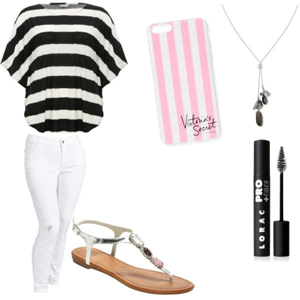 Untitled #9 by knmanning on Polyvore featuring polyvore fashion style M&Co Old Navy Avenue Banana Republic Victoria's Secret LORAC