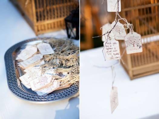 Personaliza y decora tu boda con cualquier detalle será económico    Foto de Wirken Photography