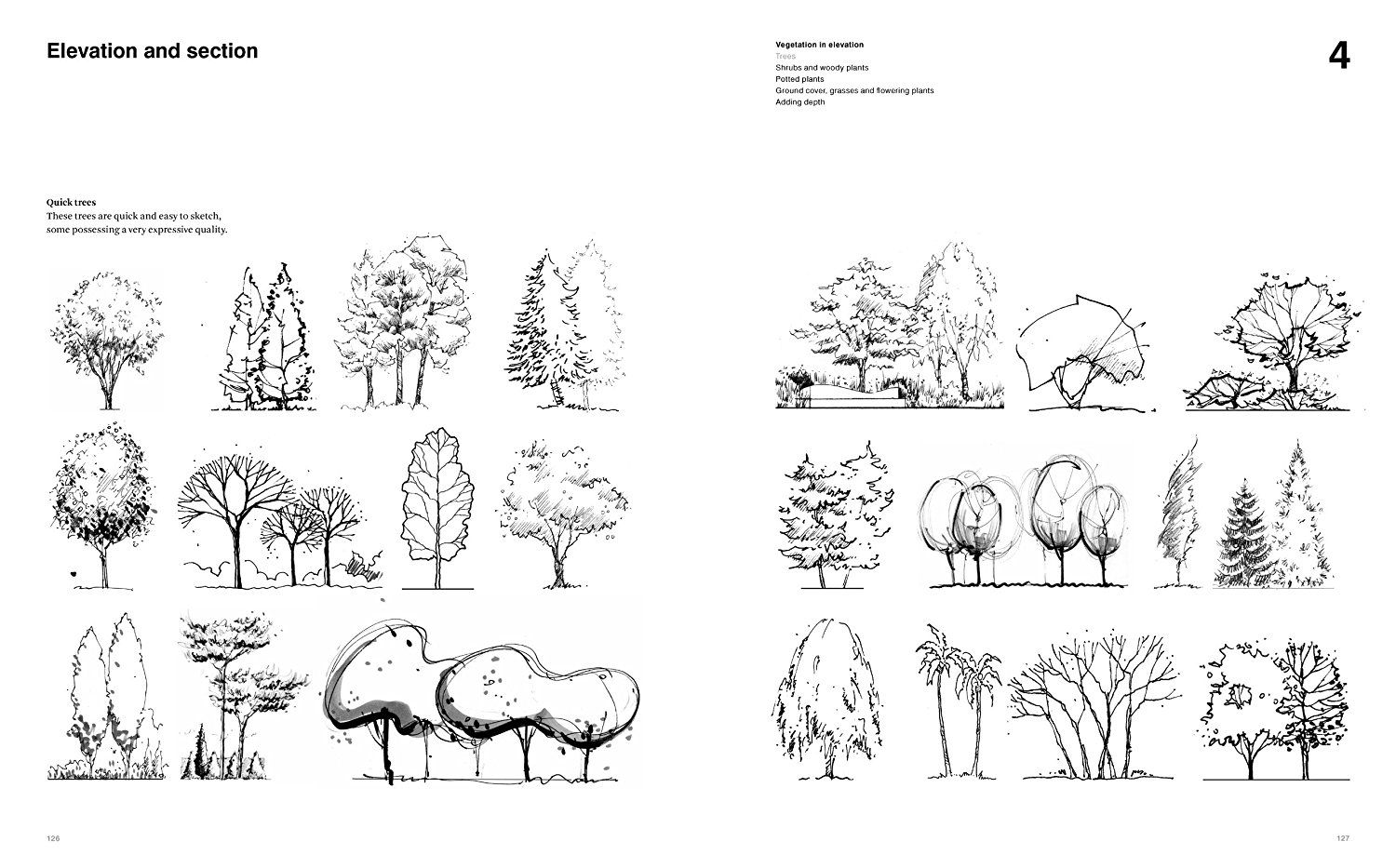 Drawing for Landscape Architects: Construction and Design