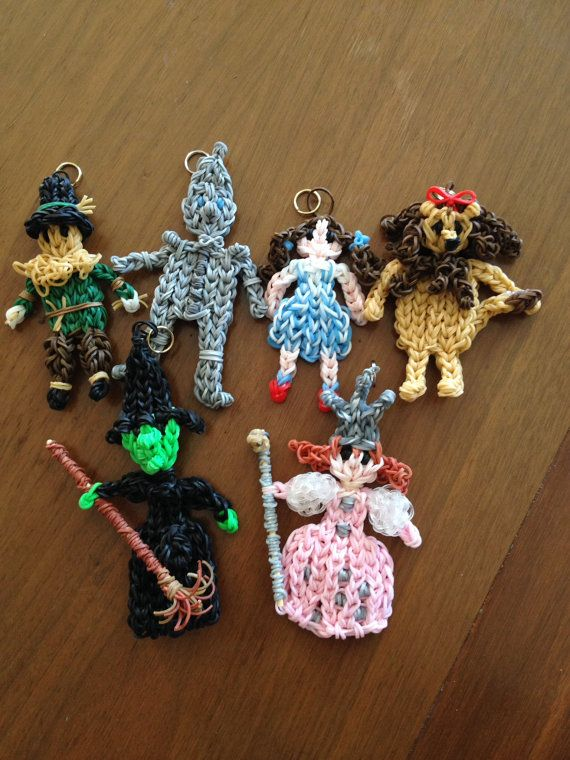 Handmade Wizard of Oz by CarolineLittleShop on Etsy