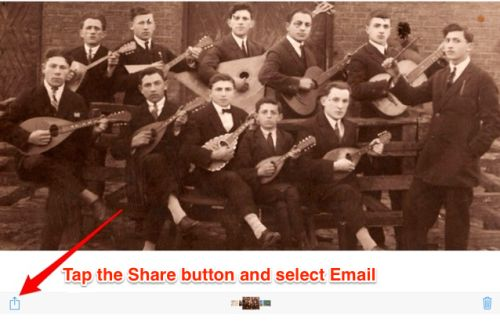 Simple Sharing of iPad Images and Videos - iPads in Education