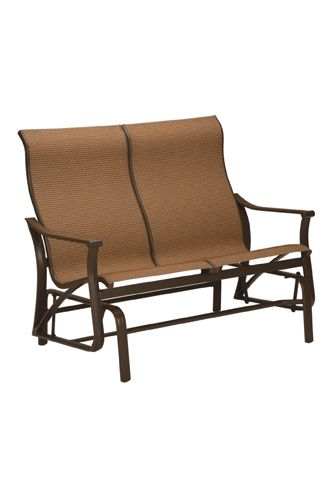 Tropitone Furniture Co Inc Corsica Sling Double Glider 161116