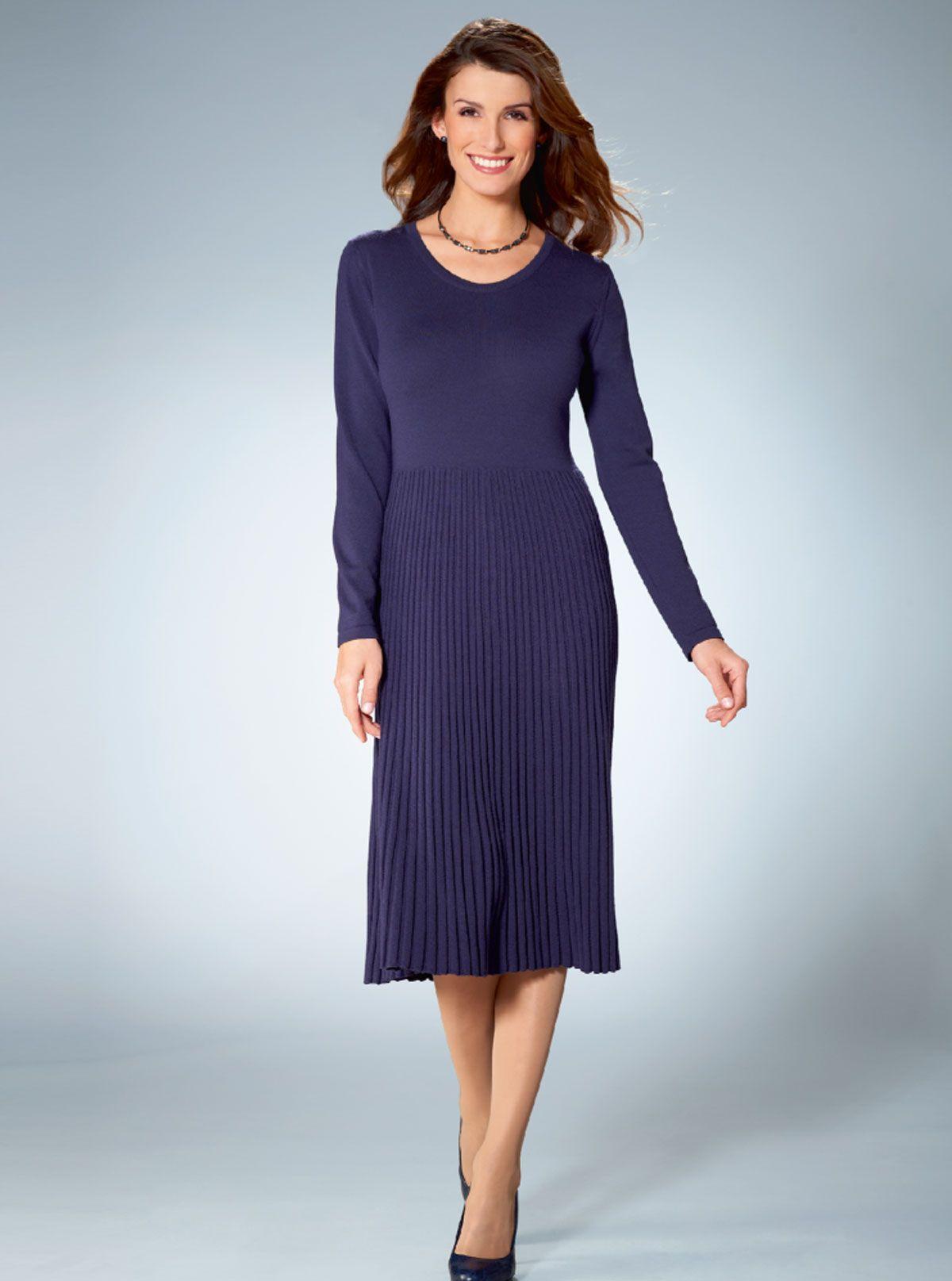 8bbbf233bc Classic Merino Pure Wool Dress
