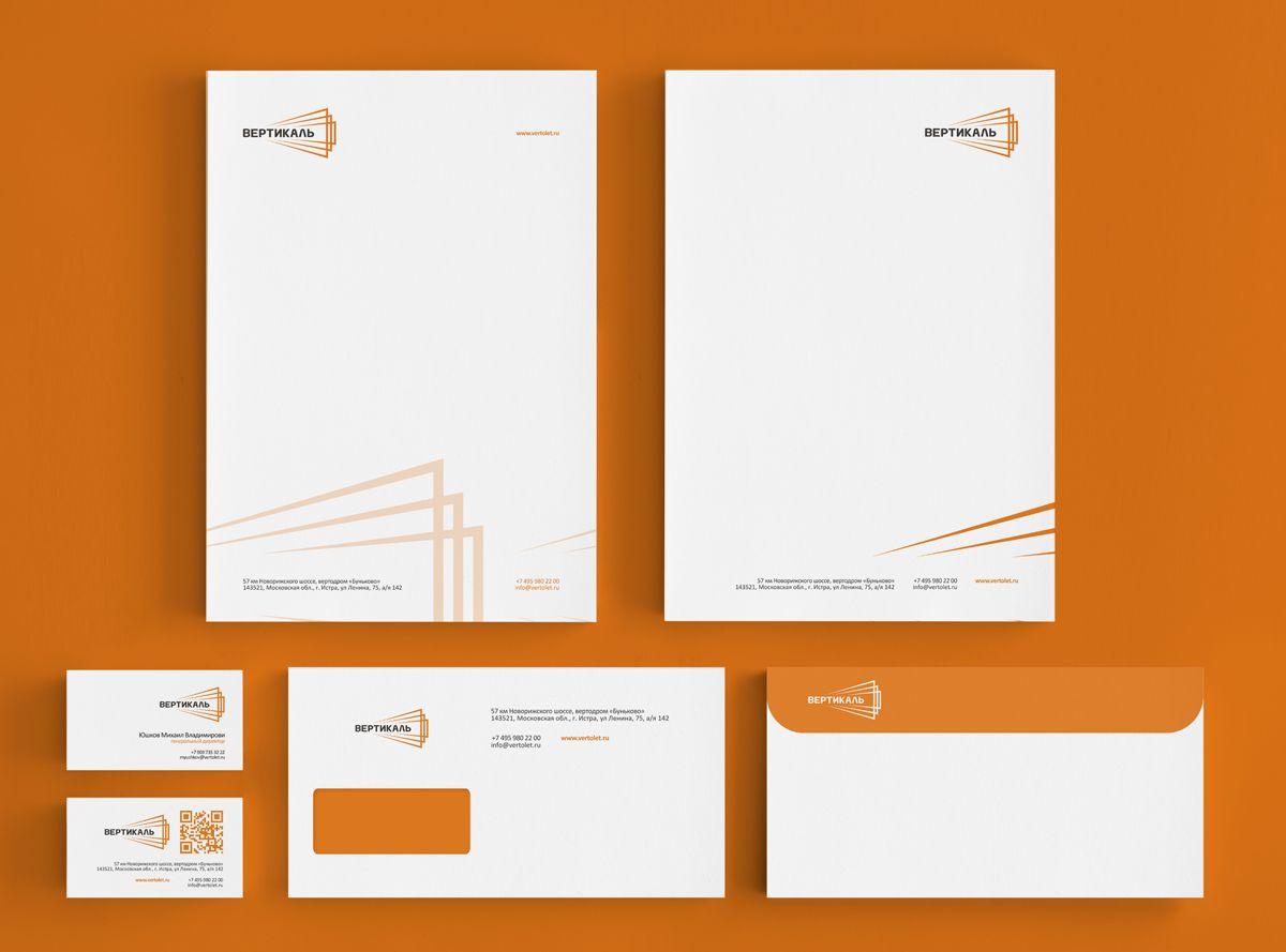 Vertikal logo and identity design   Utopia branding agency ...