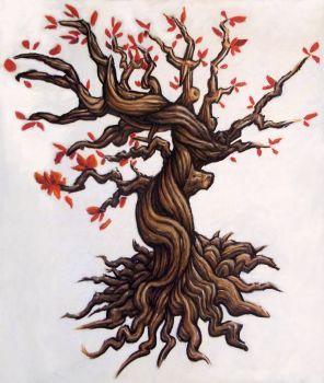 151cf0d4c325a DeviantArt: More Like Family tree tattoo by abigorish | Tattoos ...