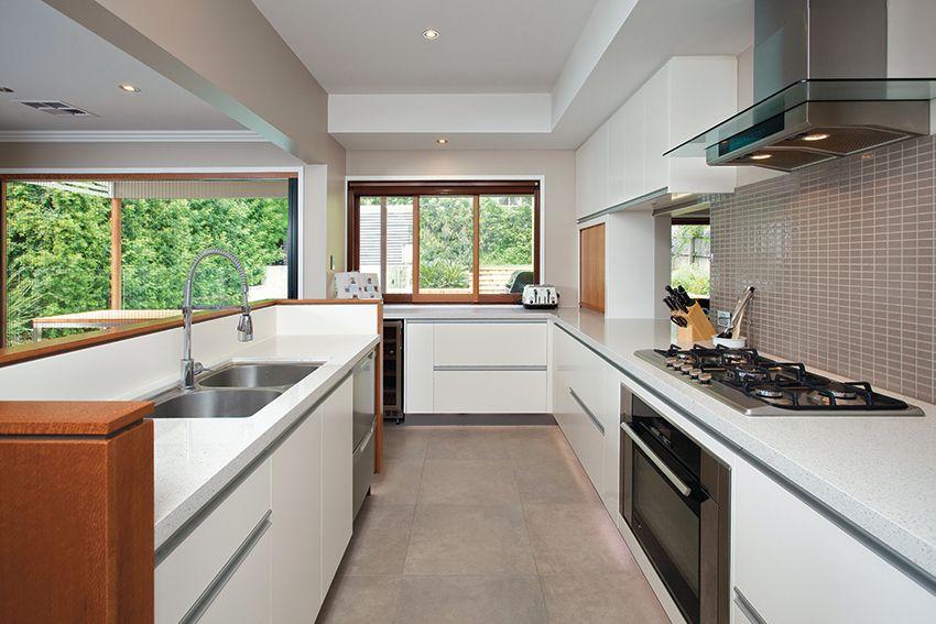 Dion Seminara Architecture Embraces Family Living In Brisbane Home Beauteous Kitchen Designer Brisbane Inspiration