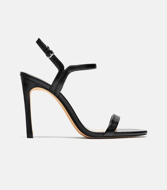 outlet on sale the best get new zara sandals under $100 black strappy heels | Shopping List ...