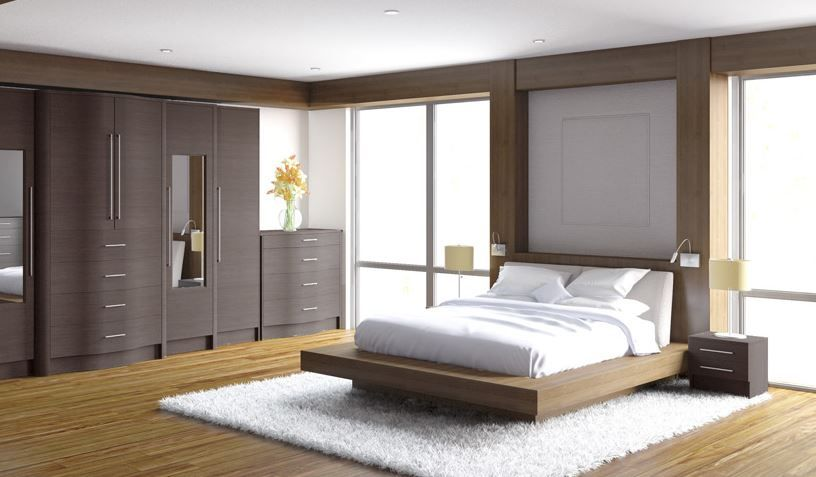 Dise o de cuartos matrimoniales modernos casas for Decoracion de dormitorios matrimoniales modernos