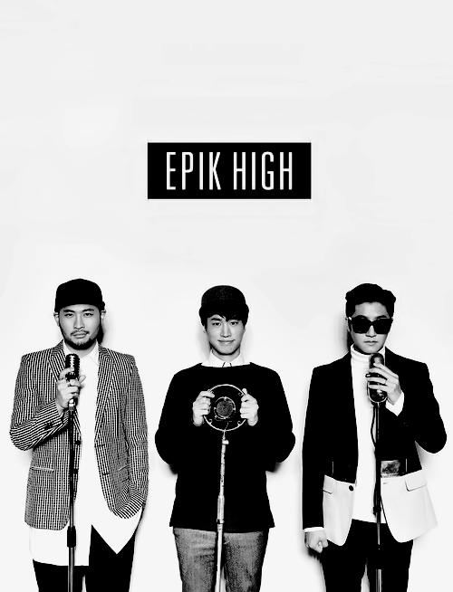 Epik High Hip Hop Group Inspiring Peoples Tablo Epik High