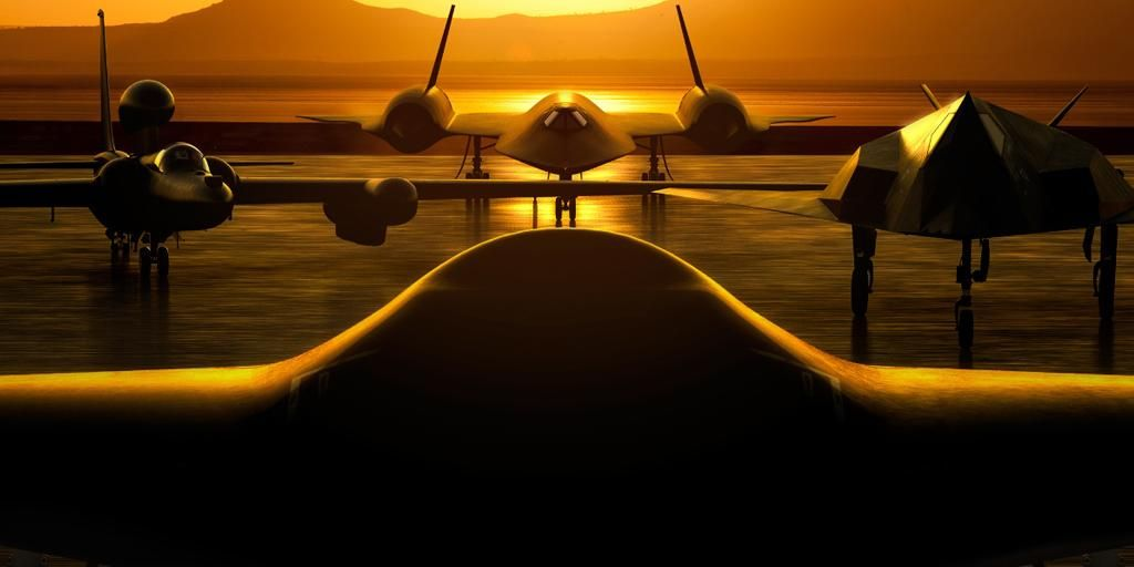 Skunk Works has always been #onestepahead. How they do what they do: http://lmt.co/1AIM01e