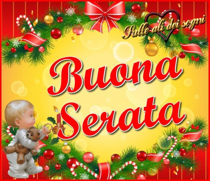 Buona Serata Buonaserata Natale Recipes To Cook Christmas