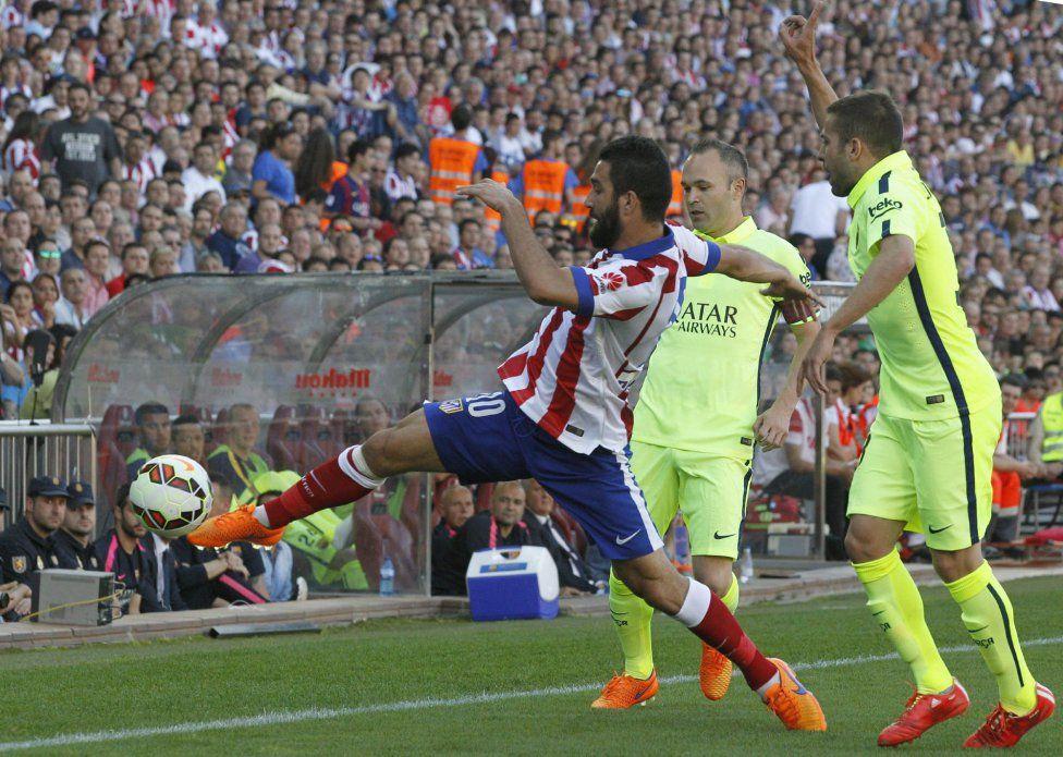 Pin on 37 Atlético de MadridBarca 20142015