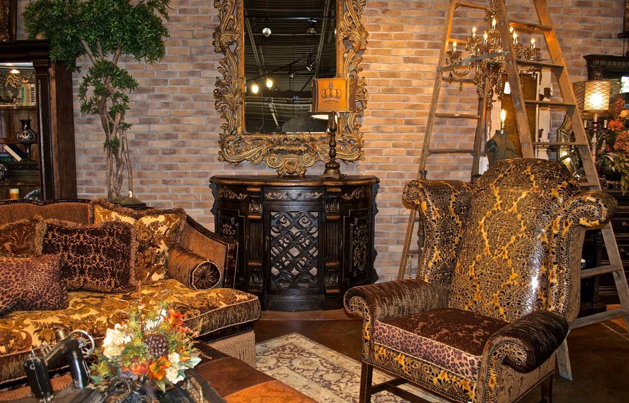 Mediterranean Tuscan World Decor: (4) Anderson's Furniture