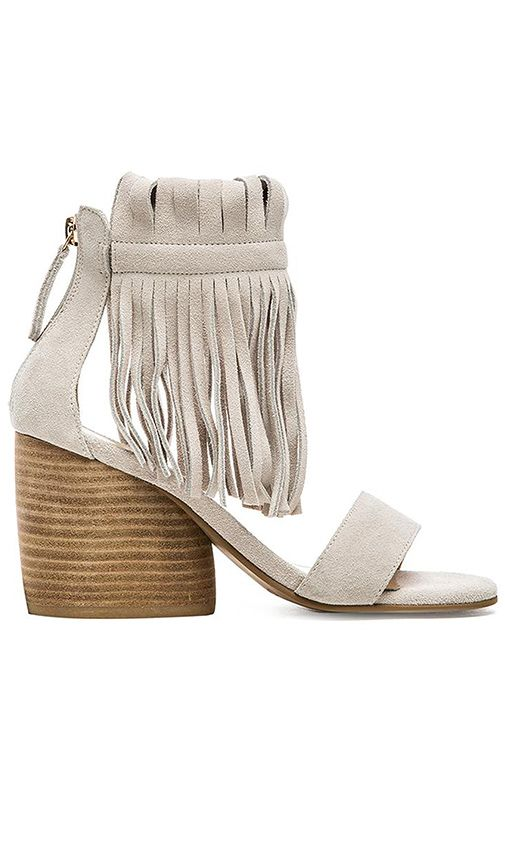 a7d99827b6f5 Shop for Matiko Morgan Fringe Sandal in White at REVOLVE. Free 2-3 day  shipping and returns