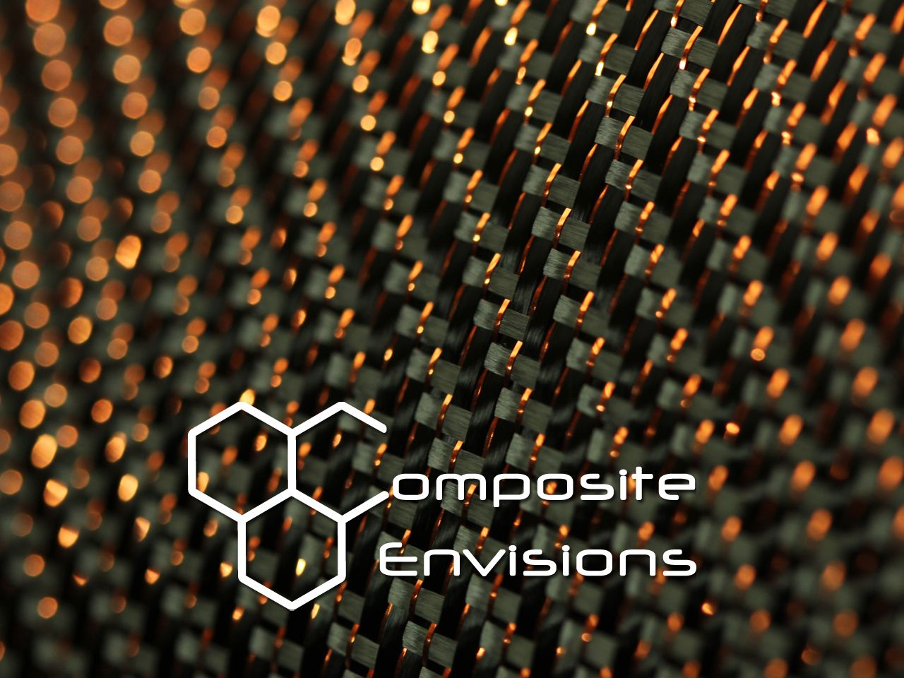 Copper Reflections Carbon Fiber Fabric 2x2 Twill 50 3k 5 9oz