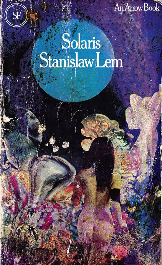 Solaris By Stanislaw Lem Books Books Sci Fi Sci Fi Books