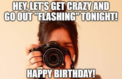 Birthday Meme For Photographer Google Search Birthday Meme Memes Birthday