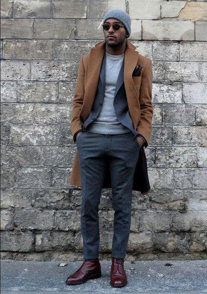 Jak Nosic Buty Za Kostke Mens Street Style Mens Fashion Inspiration Mens Outfits