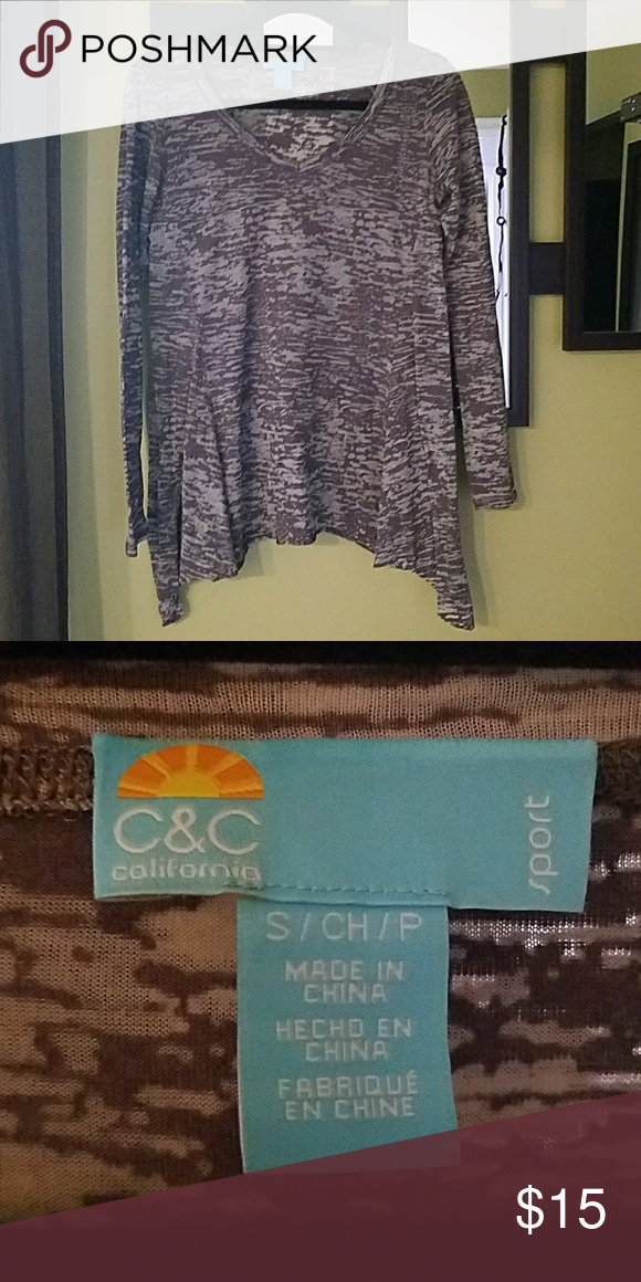 Tees Good condition C&C California Tops Tees Long Sleeve